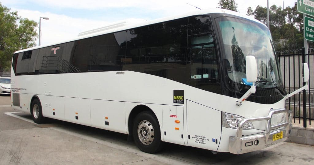 Coach Charters - Chartered Services